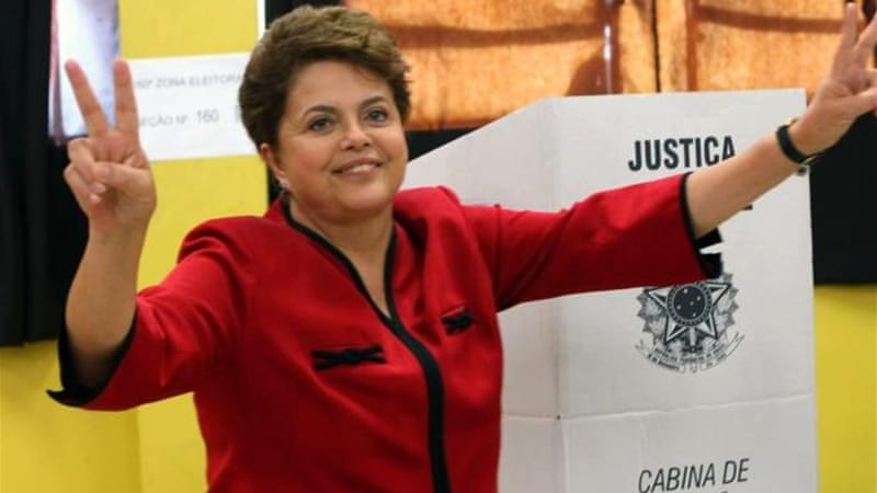 "Rousseff's ""mission"" is to address poverty, inequality and discrimination that sustain ""nanny culture"" [AFP]"