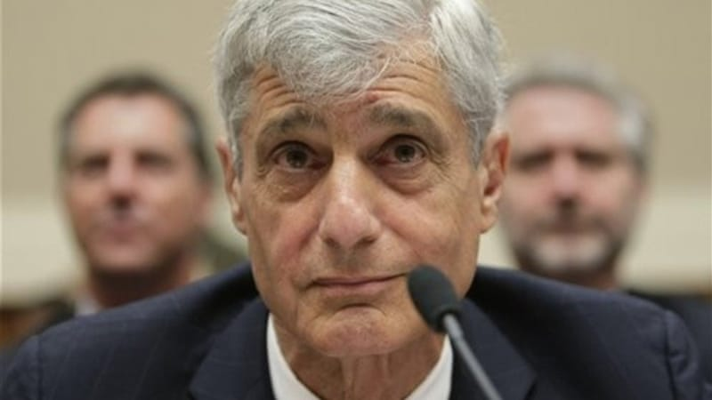 """People like former Treasury Secretary and Goldman Sachs and Citigroup honcho Robert Rubin are happy to see cuts to Social Security,"" says author [AP]"