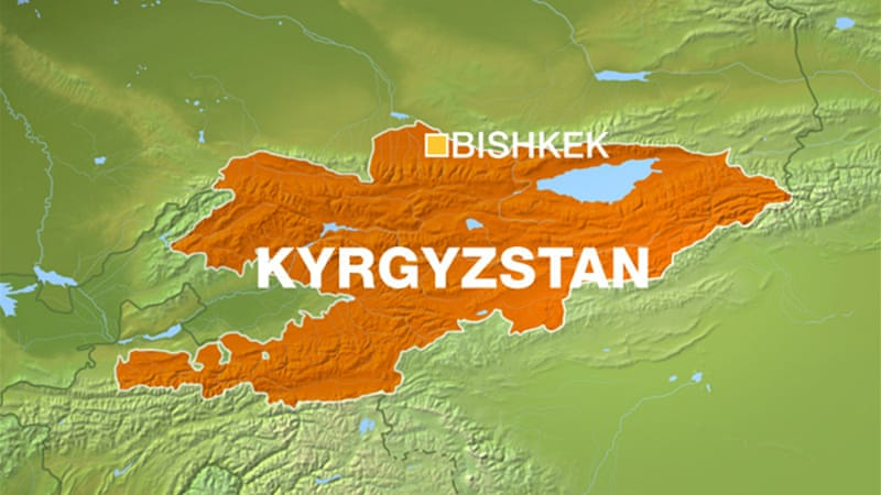 Kyrgyzstan investigates attack on Chinese embassy