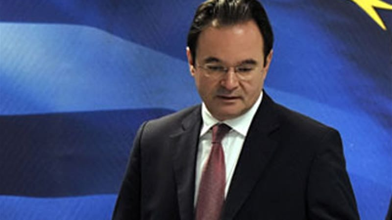 Papaconstantinou denied knowing which relatives had appeared on the bank list investigated for tax evasion [AFP]