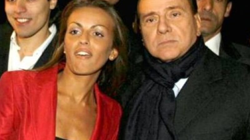 Berlusconi is currently dating Francesca Pascale, a woman nearly 50 years younger than him [Reuters]