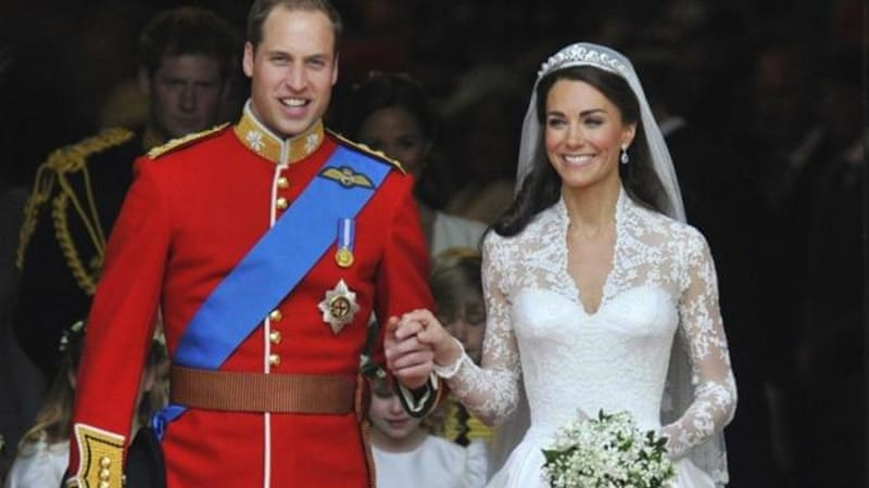 The Duke and Duchess of Cambridge, married in April 2011 [Reuters]
