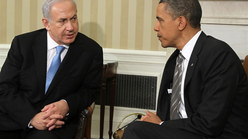 Meeting Obama on Monday, Netanyahu said Israel reserved the 'sovereign right' to act against Iran [EPA]