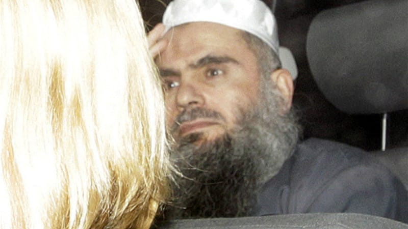 Abu Qatada has been in and out of jail since first being arrested in 2001 [Reuters]