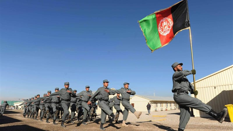 Ending the politicisation of Afghan security forces