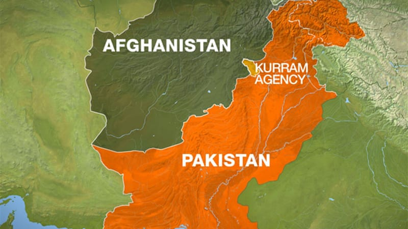 14 killed as landmine blast hits van in Kurram