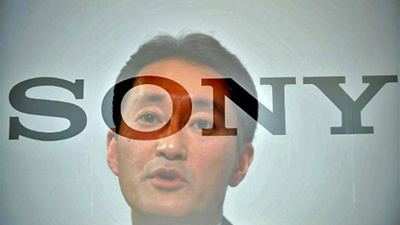 Sony's new CEO Kazuo Hirai has the task of bringing the company's profits into black [AFP]