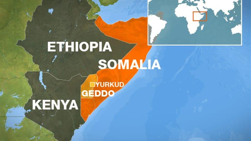 Shabab and Ethiopian troops clash in Somalia   News   Al Jazeera