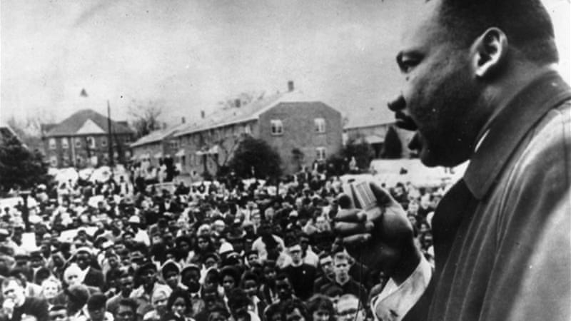 martin luther kings letter from jail provided fresh impetus to the civil rights movement gallogetty