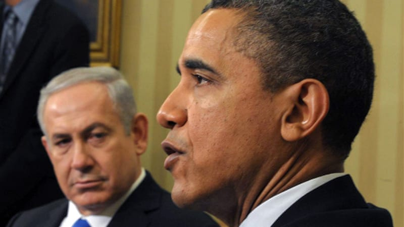 The US President and Israeli Prime Minister are reportedly odds over how to deal with Iranian [EPA]