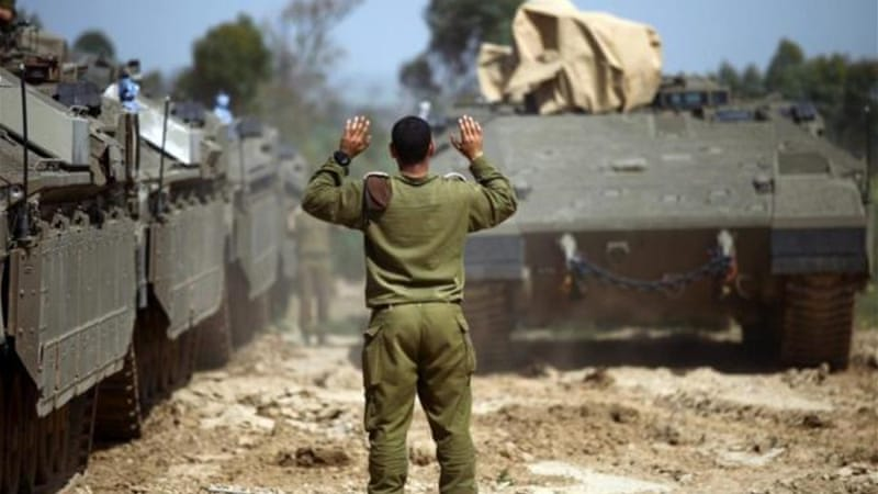 Is tension building before a 'Gaza Spring'?