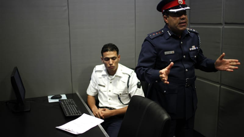 The Bahraini government says closed-circuit cameras in interrogation rooms will curtail 'widespread' torture [Reuters]