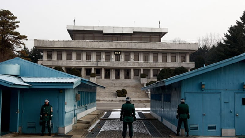 North Korean soldier 'defects to South Korea'