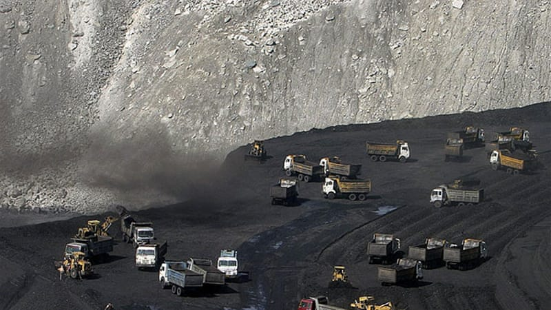Allocation of 155 coalfields to about 100 companies is under the scanner  [Reuters]
