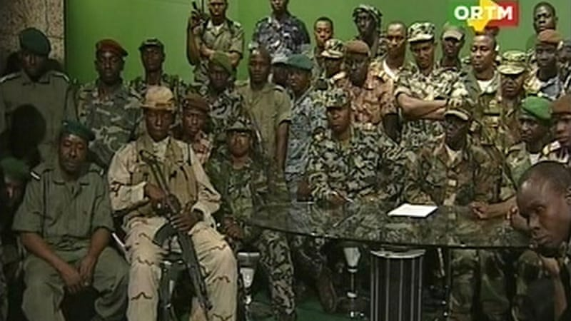 Mali's coup must be widely condemned