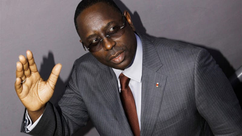 Sall fell out of favour with Wade's government, quit the party and struck out on his own [Reuters]