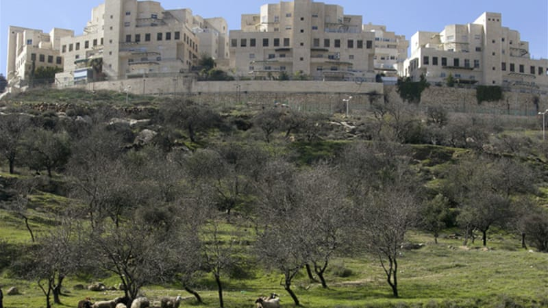 The UN is to show Israeli settlements may be infringing on the rights of the Palestinians [EPA]
