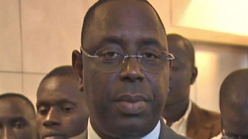 Macky Sall promises to bring prosperity to country [Al Jazeera]