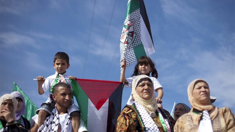 Palestinians forge new strategies of resistance