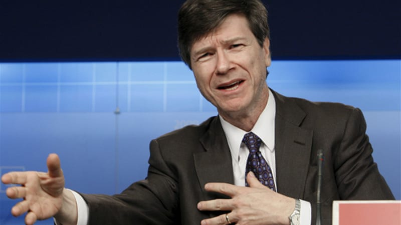 Jeffrey Sachs for the World Bank?