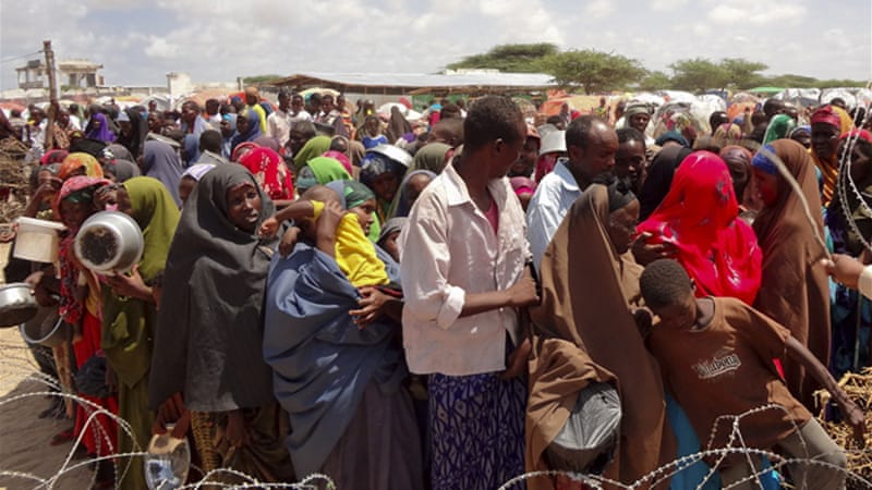 UN agencies are under fire for allegedly undermining Somali efforts to rebuild the country [EPA]