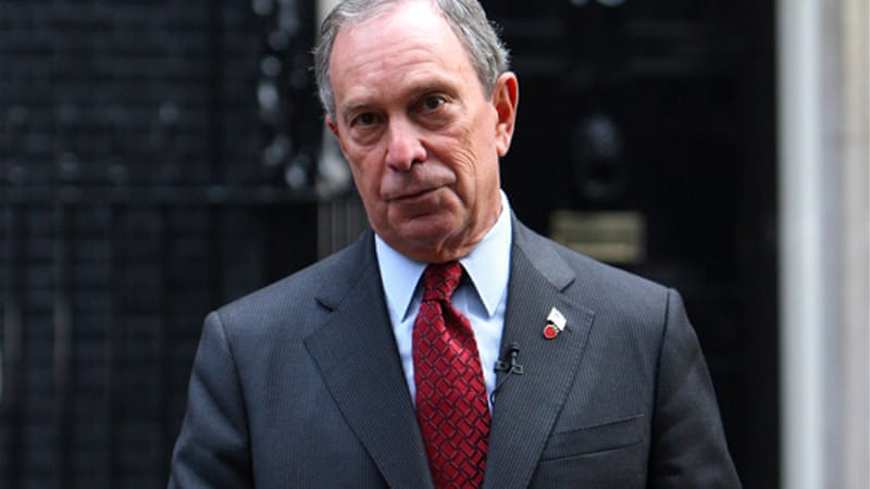 Mayor Michael Bloomberg defended the programme, suggesting that wholesale surveillance of Muslims is necessary to keep the City safe [GALLO/GETTY]