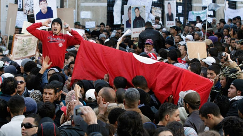 Euro-American misperceptions of the Tunisian Revolution