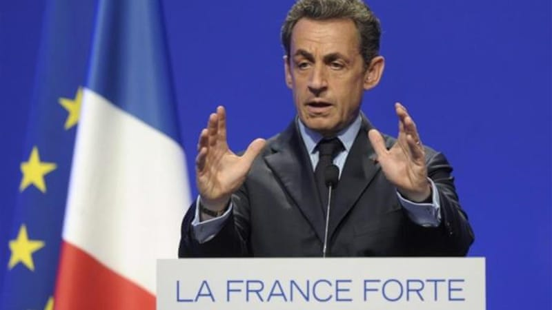 Nicolas Sarkozy's government has suggested foreign-born citizens guilty of murder should lose their citizenship [EPA]