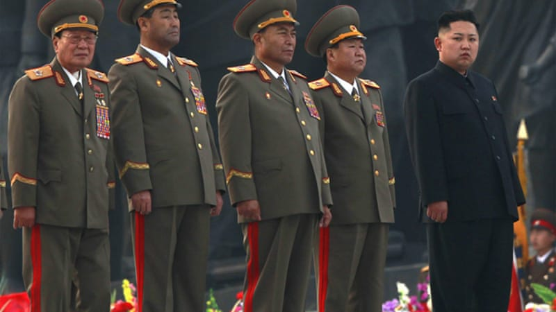 The North Korean government had earlier agreed to suspend nuclear and missile tests in return for the food aid [AFP]