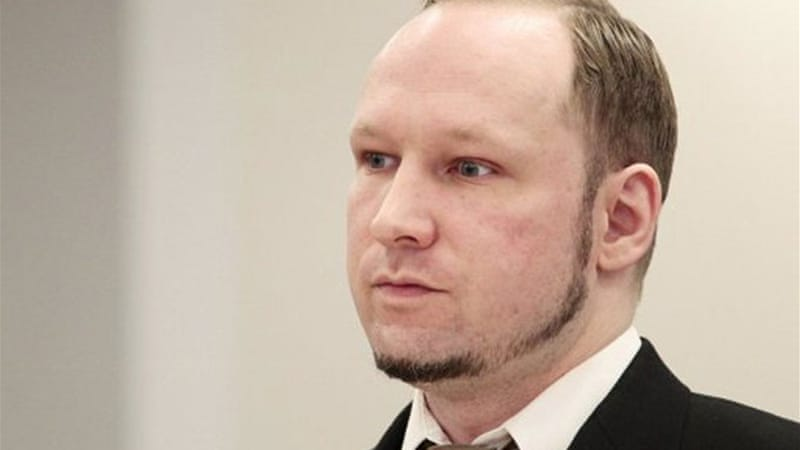 Anders Breivik killed 77 people in Oslo and on Utoya Island on July 22, 2011 [AFP]
