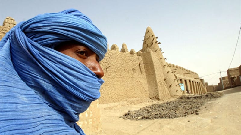 Tuareg have taken towns including Timbuktu in Mali's north. [Luc Gnago/Reuters]