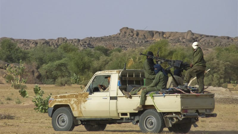 Tuareg fighters captured north Mali, declaring the independent state of Azawad [EPA]