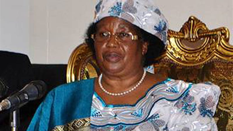 Malawi's president Joyce Banda has taken a number of bold steps to steer the country into donor-friendly waters [AFP]