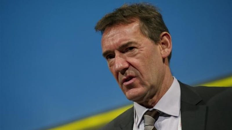 Economist Jim O'Neill invented the concept of BRICS, a bloc of five rising powers [AFP]