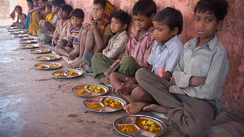 India: The Republic Of Hunger