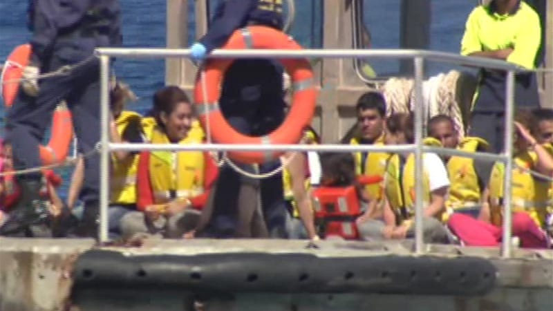 Australia has announced a tough new transfer policy to deter dangerous sea voyage attempts [Al Jazeera]