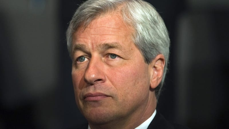 "CEO Jamie Dimon said the bank had made ""many errors"" and not looked into the division hard enough [Reuters]"