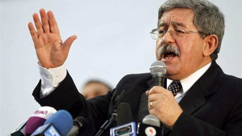 Return of 'Mr Dirty Work' spurs questions in Algeria