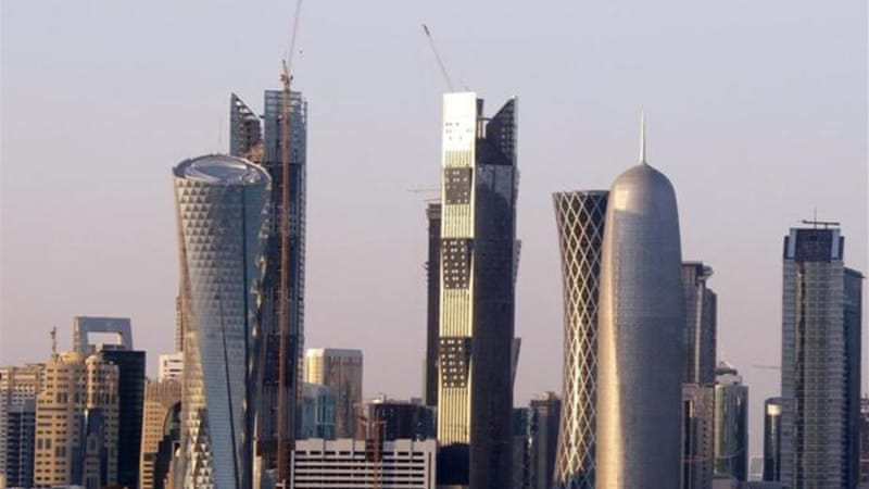 Qatar was named as the country with the largest ecological footprint, followed by Kuwait and the UAE [Reuters]