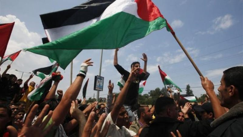 Nakba day is marked with rallies and protests, as Palestinians commemorate displacement since 1948 [REUTERS]