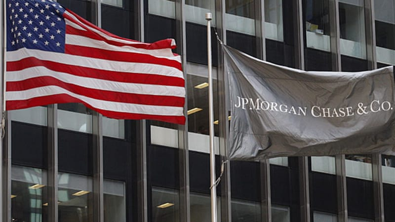 JPMorgan sued over alleged $20bn fraud
