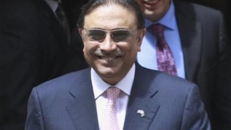 President Asif Ali Zardari will be attending the NATO summit in Chicago [AFP]