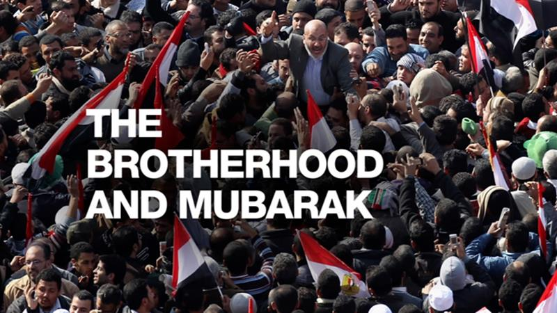 The Brotherhood and Mubarak