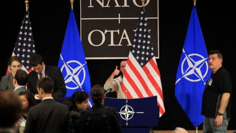 Time for NATO to face new realities