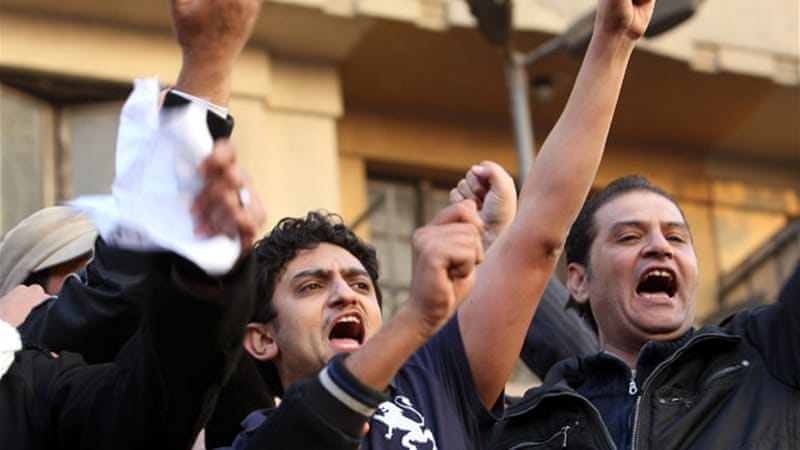 Wael Ghonim: The face of Egypt's revolution