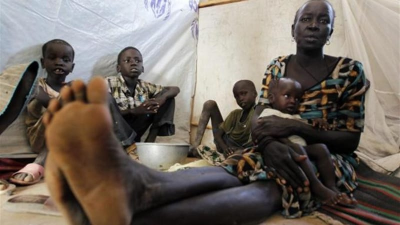 New law comes as aid agencies warn of looming famine [Reuters]