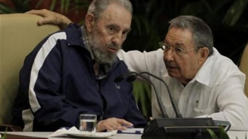 Medics from the Castro brothers' Cuba are deployed all over the world, but many are reportedly mistreated [AP]