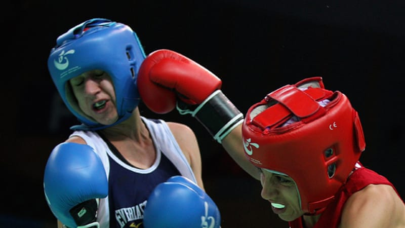 Officials raised safety concerns over the gulf in standard between Afghanistan boxing and that of the more traditional Olympic countries at the world championships in China last week [GETTY]