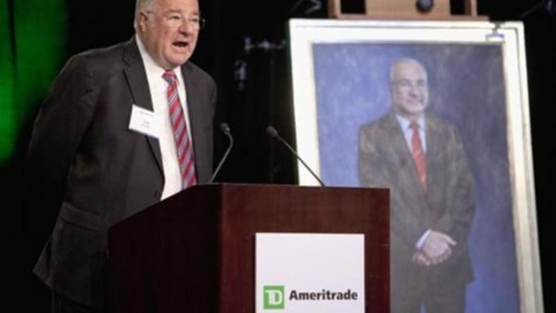 Joe Ricketts, founder of brokerage house TD Ameritrade and owner of the Chicago Cubs, donated $250,000 last minute for campaign ads on behalf of underdog Deb Fischer in the Nebraska Republican Senate Primary [AP]