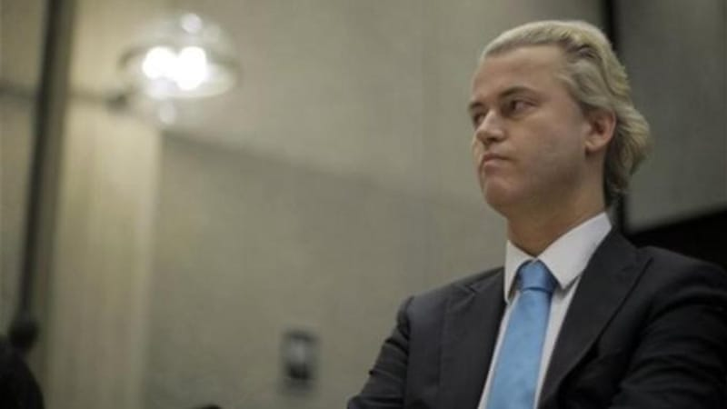 Geert Wilders' rejection of Dutch austerity measures caused the government of the Netherlands to fall [AP]